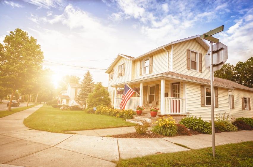 sun-shining-house